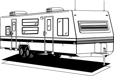 Camper, RV, Trailer